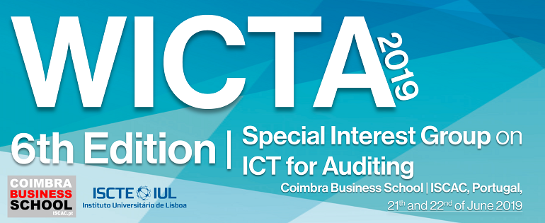 WICTA 2019 - Special Interest Group on ICT for Auditing