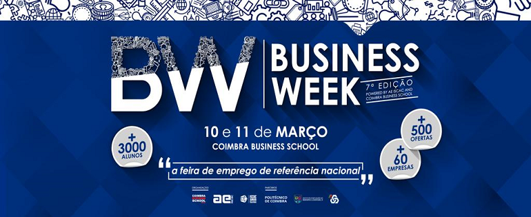 7ªEdição | Coimbra Business Week