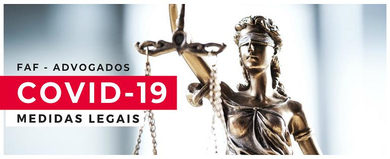 COVID-19 | Medidas legais