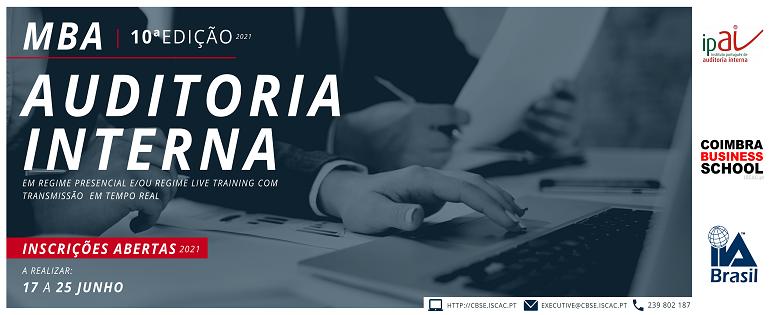 10ª Edição MBA | AUDITORIA INTERNA