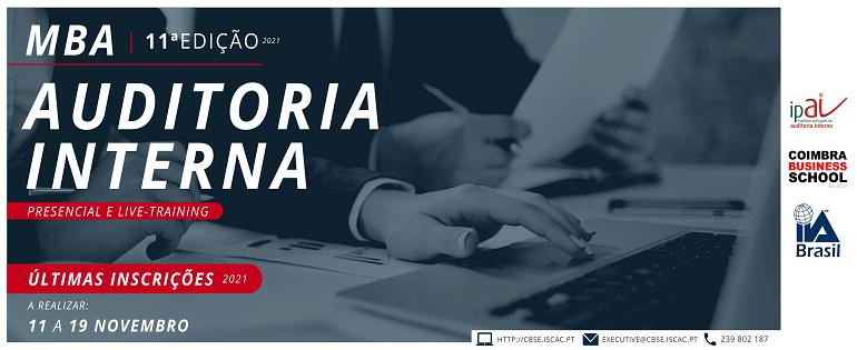 11ª Edição MBA | AUDITORIA INTERNA