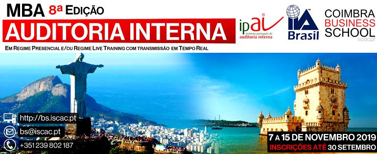 8ª Edição MBA | AUDITORIA INTERNA