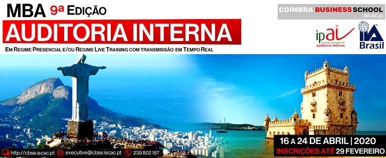 9ª Edição MBA | AUDITORIA INTERNA
